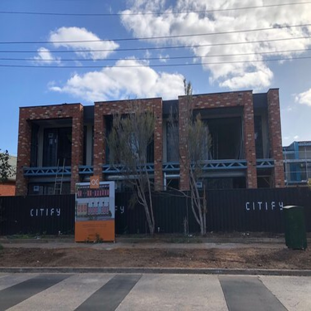 Townhouse Construction Adelaide